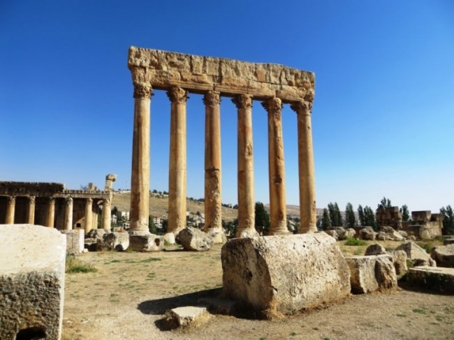 Baalbek and the best Roman ruins in Lebanon