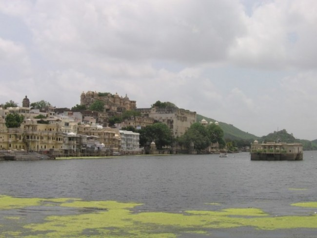 Best places to visit in Udaipur: Monsoon Palace
