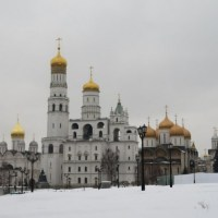 Free walking tour of Moscow Russia