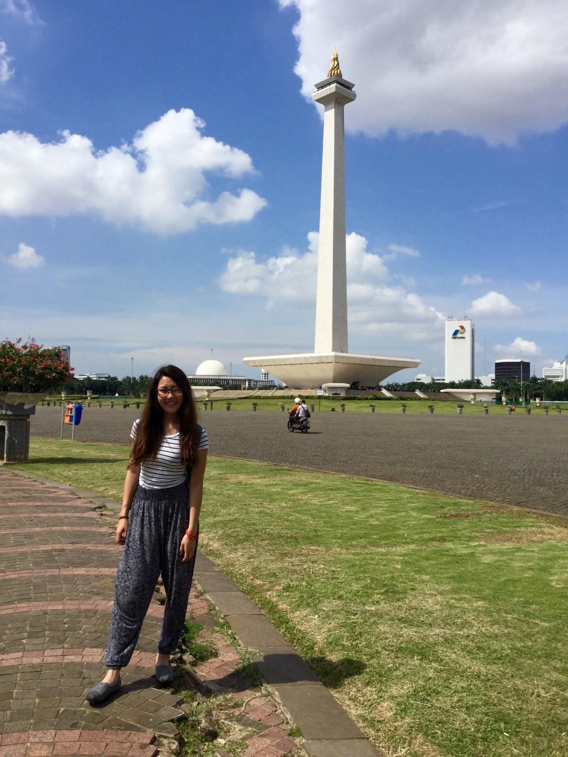 National Monument Monas Jakarta