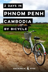 Want to get off the beaten path and see a unique side of Phnom Penh, Cambodia? Let us be your guide to navigating Phnom Penh on bicycle.
