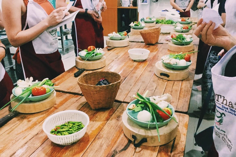 Baans cooking school