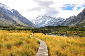Mount Cook National