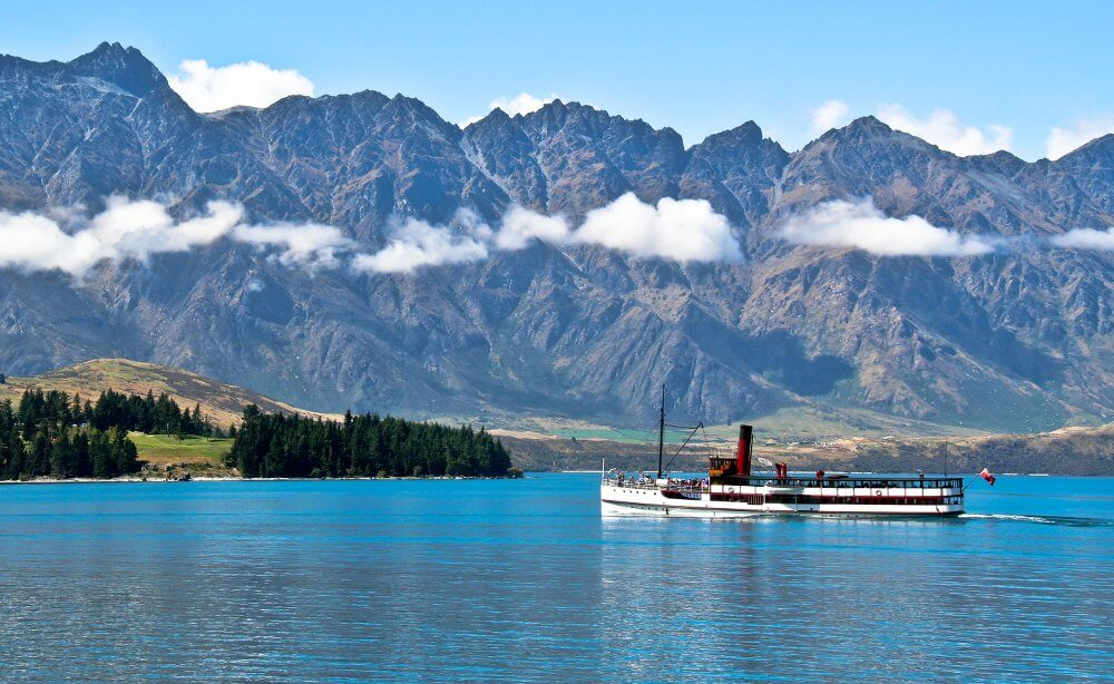 Queenstown TSS Earnslaw BST
