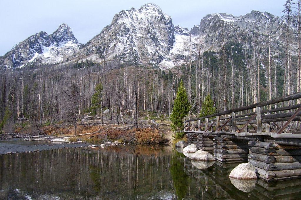 Teton Crest Trail WYOMING