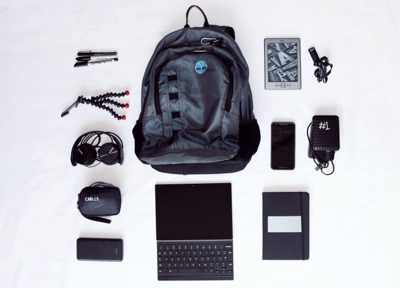What to Pack in Your Tech Backpack