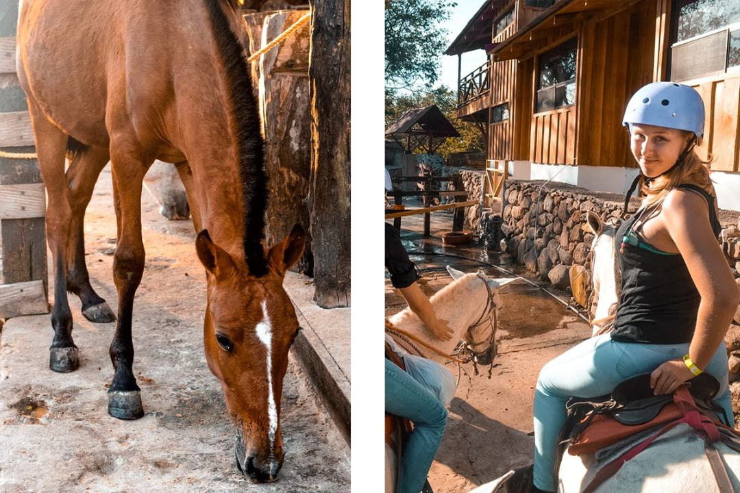 Exploring Ricon De La Vieja In Costa Rica | Travel Central America | Guanacaste | Hike | Hiking | Volcano | Rainforest | Backpacking Costa Rica | Mud bath | What to do | Where to sleep | Horse riding | Tubing | Backpackers Wanderlust |