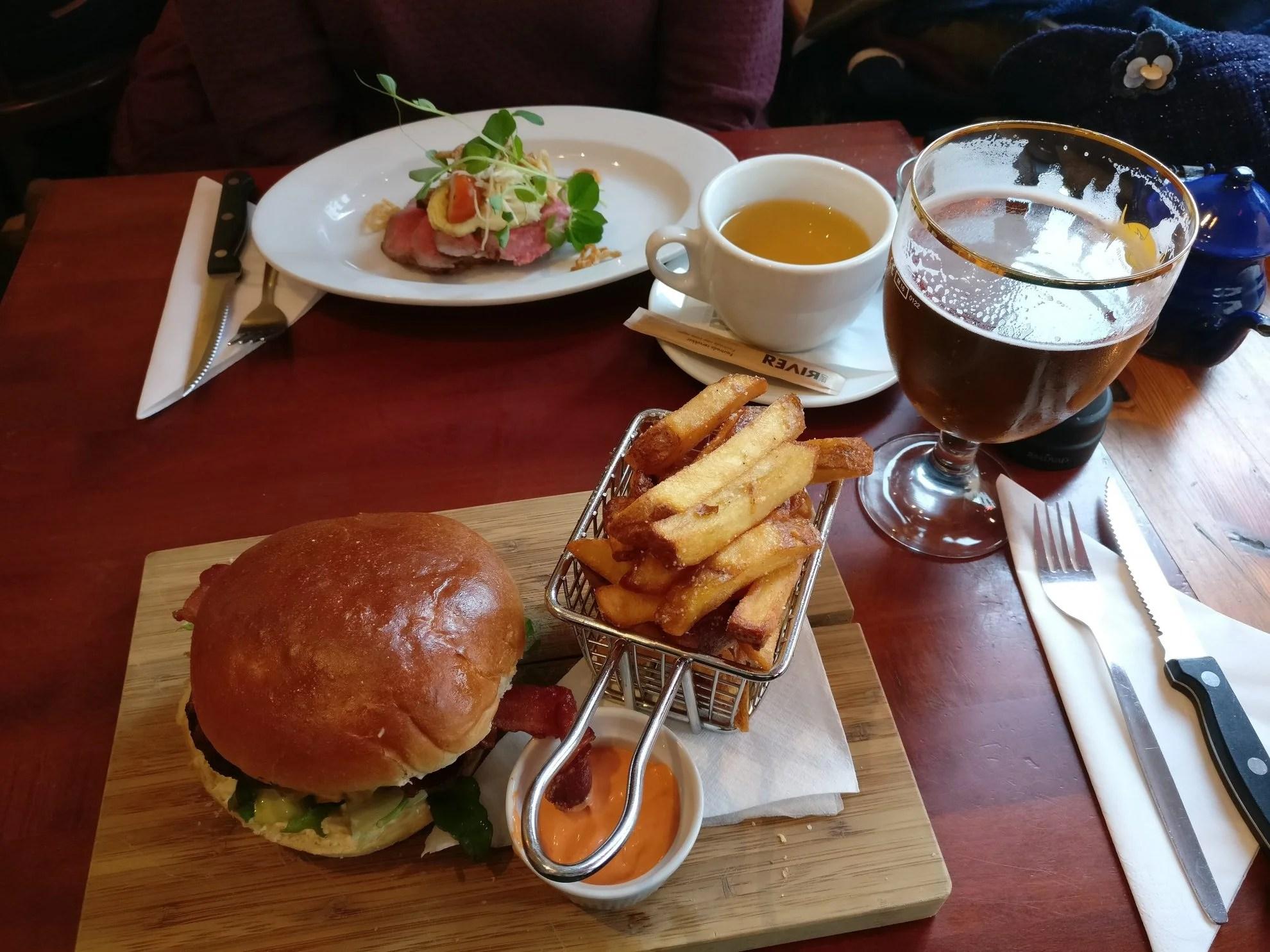 Lekker eten in Kopenhagen