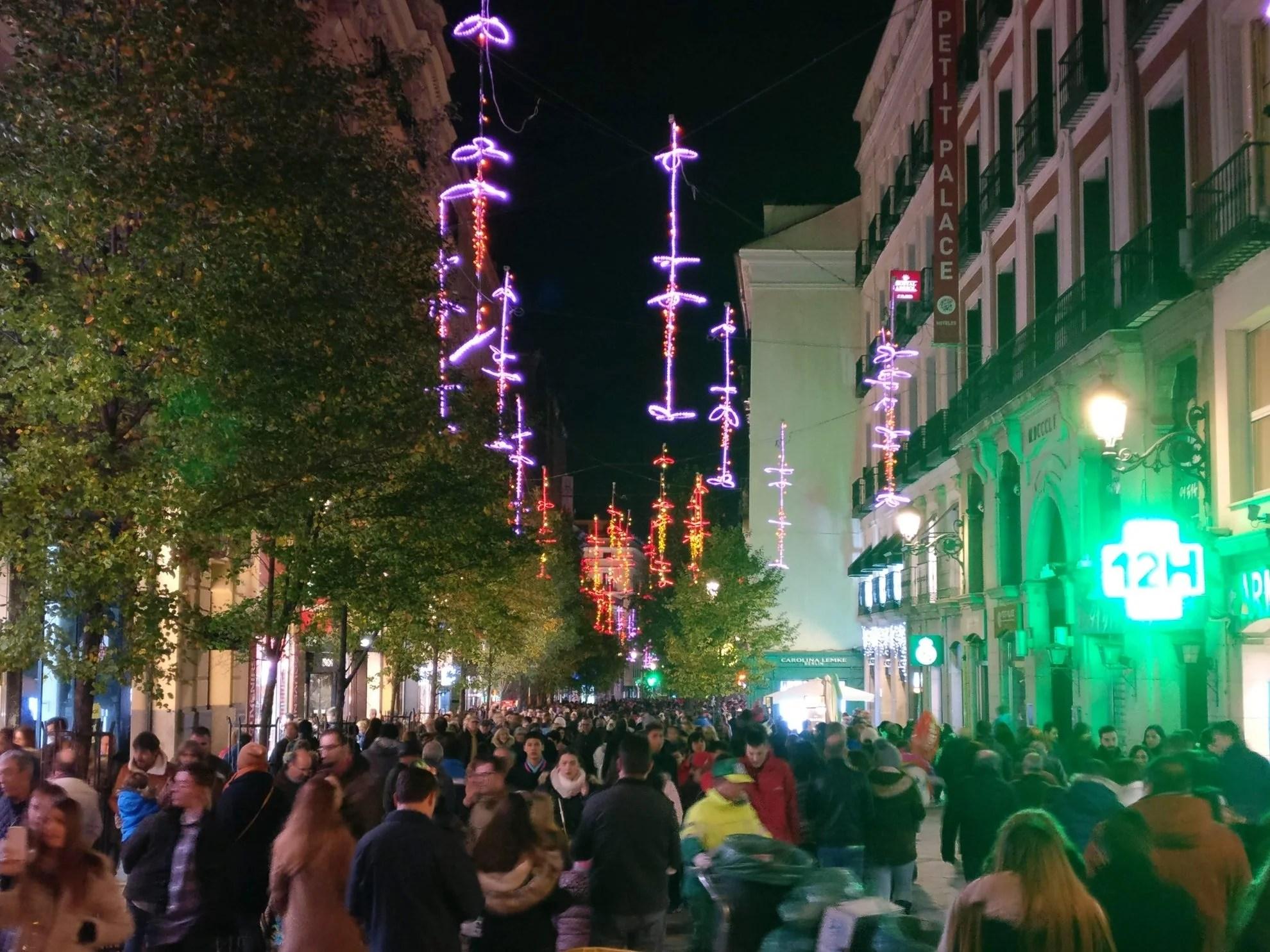 Een weekend Madrid