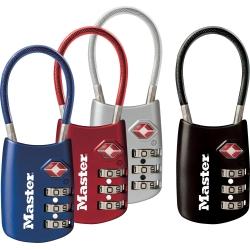 Backpacking Checklist: TSA Approved Lock