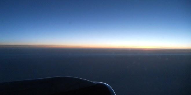 Keeping busy on long flights