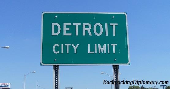 Is Detroit that Bad?