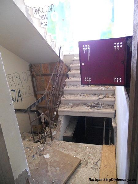 Parts of hotel belvedere dubrovnik
