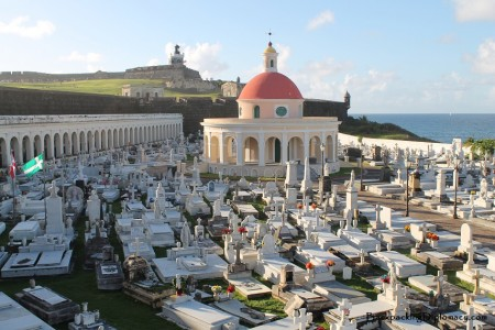One of the best things to do in San Juan Puerto Rico is enjoy the scenery.