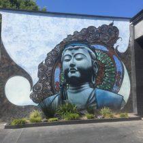 Thai town street art los angeles