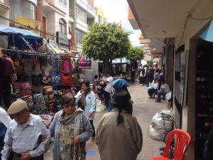 Saturday in Otavalo Ecuador