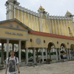 Backpacking in Macau: Casino City of China