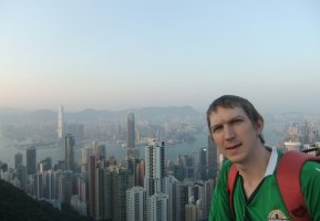 hong kong backpacking