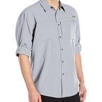 Solstice Apparel Men's Insect Repellent Long Sleeve Shirt