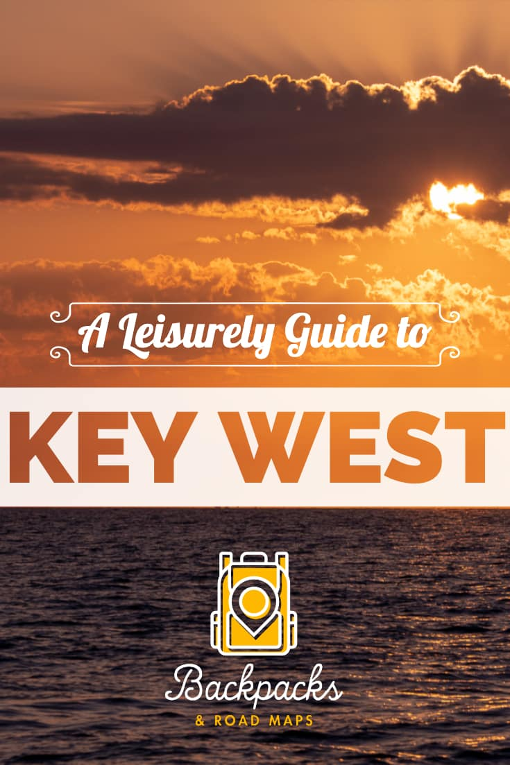 Key West is one of the best vacation destinations for relaxation. We spent some time down in the Conch Republic and came away with some tips on how to explore with relaxation in mind. Here is our Leisurely Guide to Key West. Head on down to the Keys and keep these tips in mind. #florida #floridakeys #keywest #sunsets #travelideas #travelblog #vacationideas #leisure #relaxation