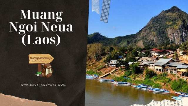 Muang Ngoi Neua Laos