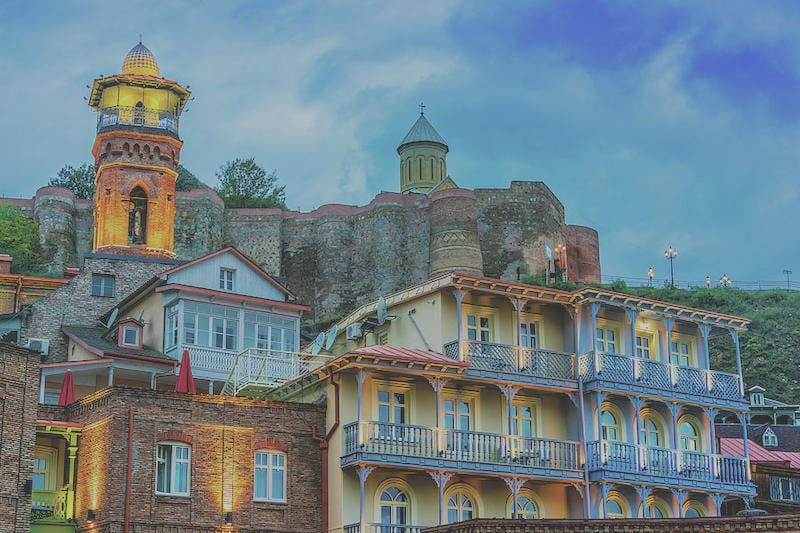 10 Things To Do In Tbilisi