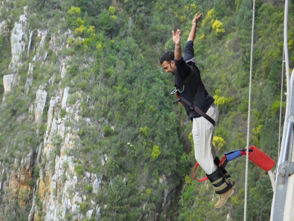 Bungee Jump Bloukrans