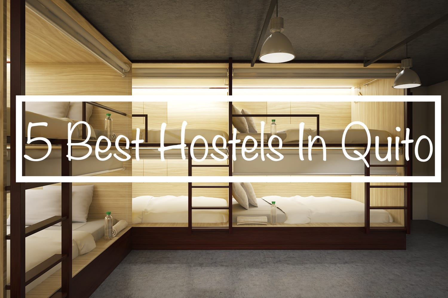Best Hostels Quito