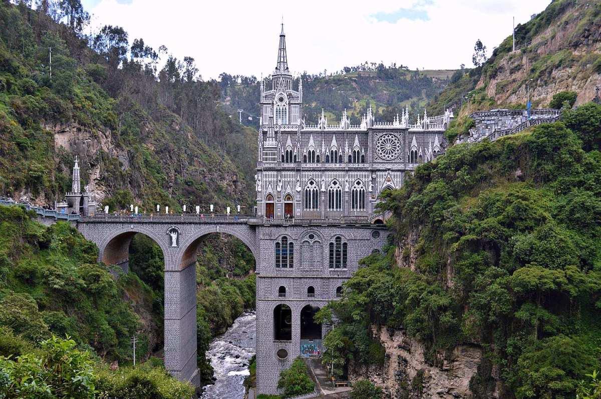 Ecuador Colombia Border