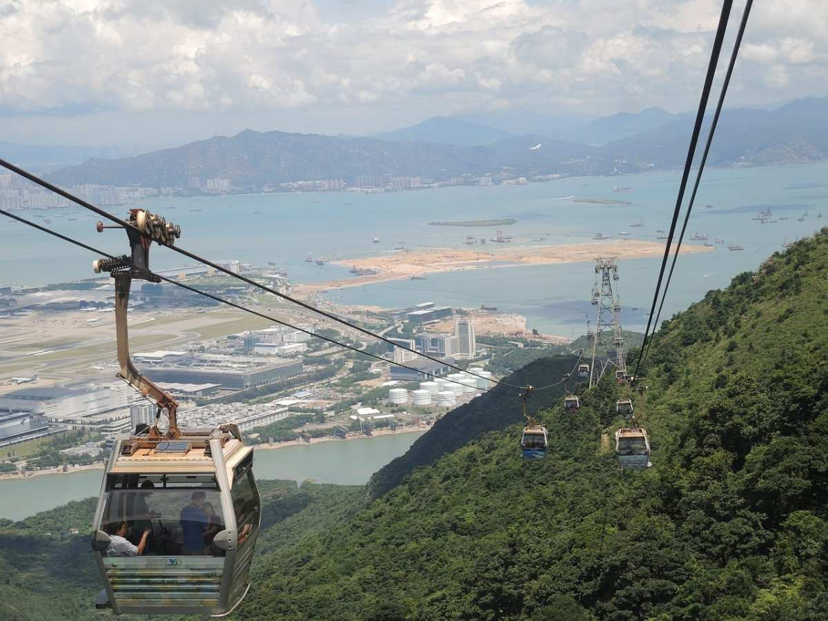 Ngong Ping, Hong Kong