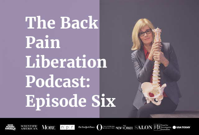 BPL6:  Outwitting the Crooked Back Pain Industry