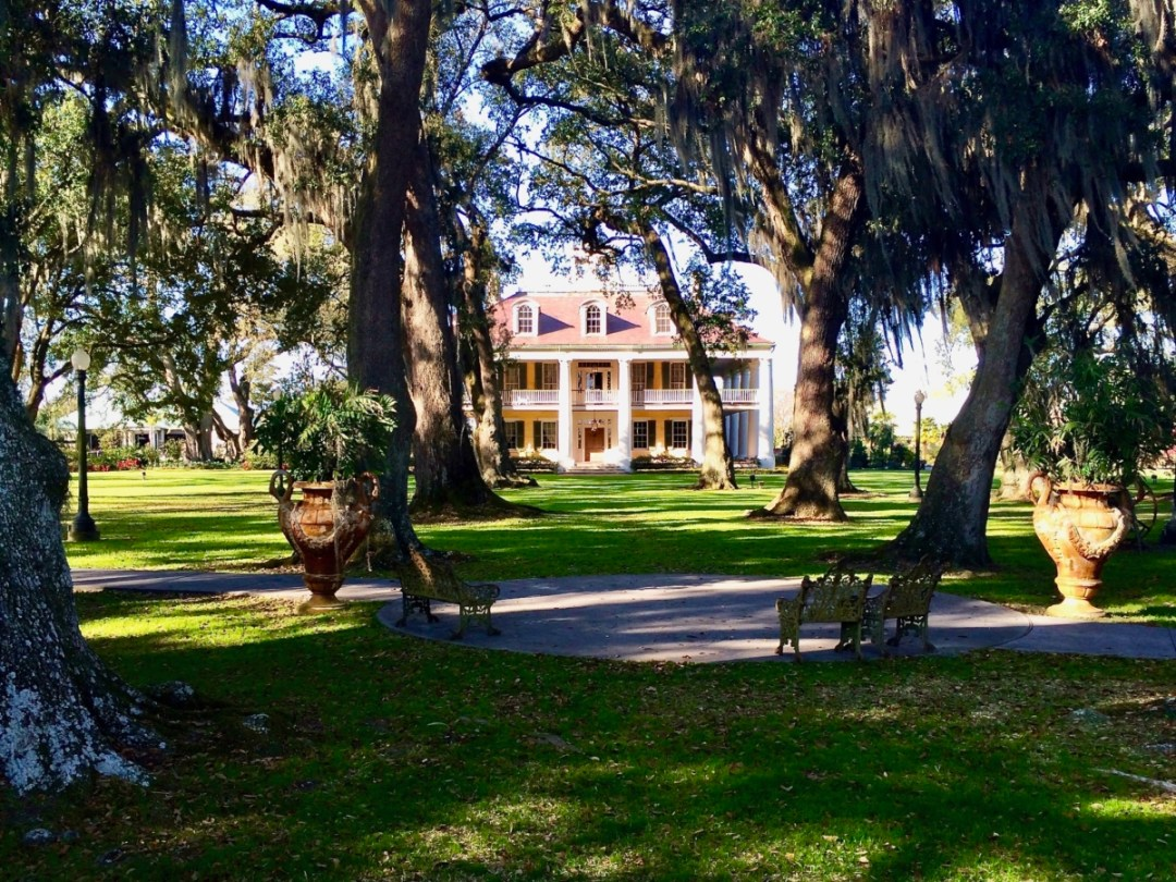 Houmas House - Louisiana's River Road Plantations