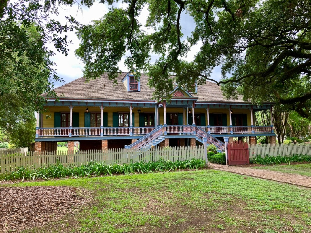 Laura Plantation - Louisiana's River Road Plantations
