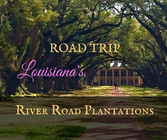 Road Trip 3 - Design Your Own Louisiana Road Trip
