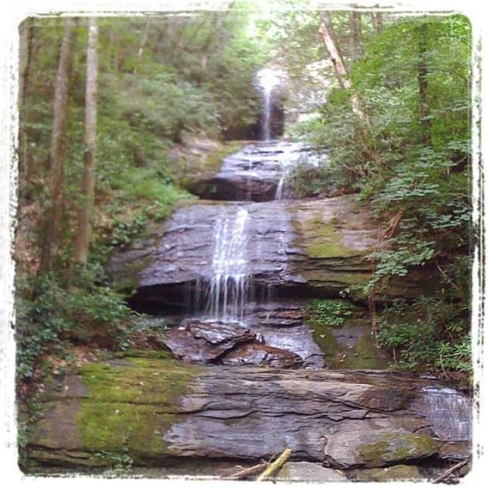 DeSoto Falls Georgia