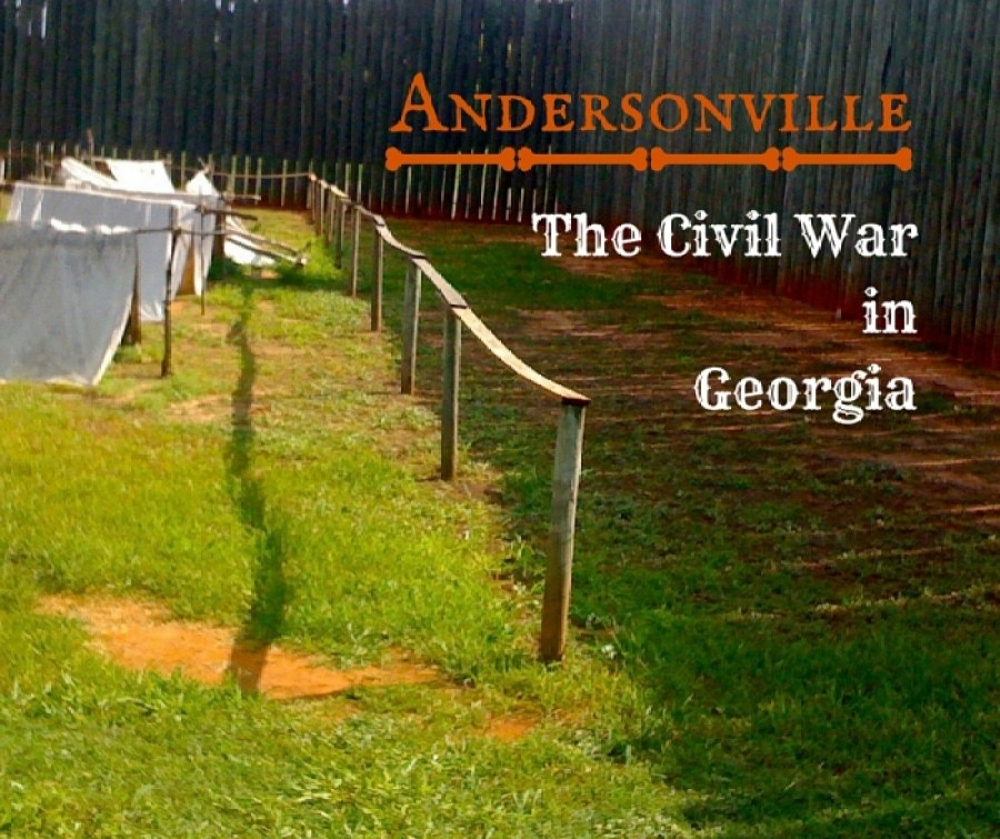 Andersonville 4 - Design Your Own Georgia Road Trip | USA