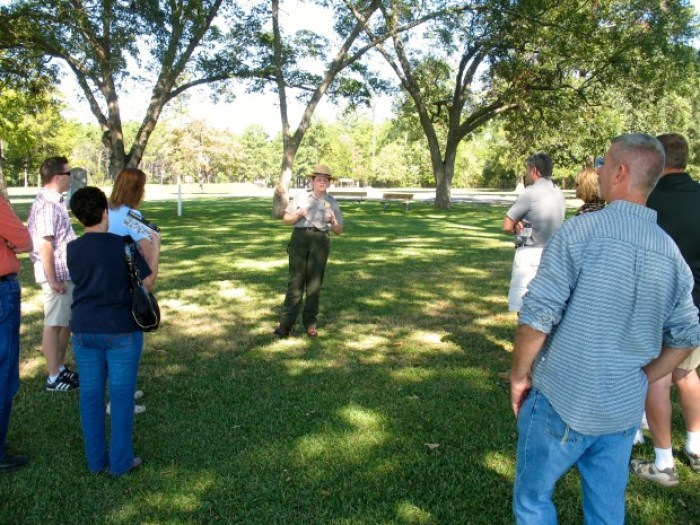 Andersonville NHS Ranger Guided Tour