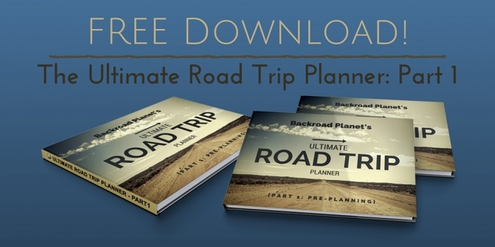FREE Download - Free Download: The Ultimate Road Trip Planner Part 1