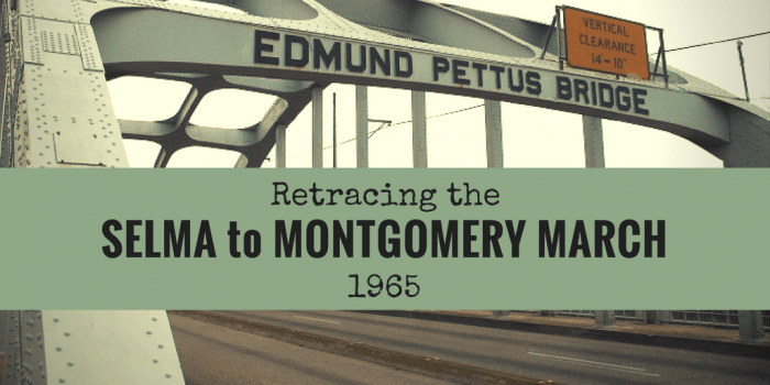 Retracing the 2 - Retracing the Selma to Montgomery March