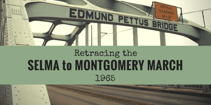 Retracing the 2 - Retracing the Selma to Montgomery March