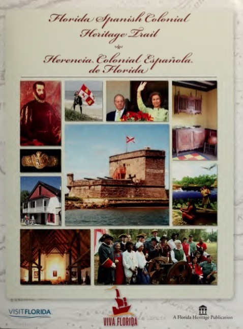 Spanish e1422821728107 - Florida Heritage Trail Guidebooks
