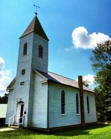 Santa Claus Indiana Church