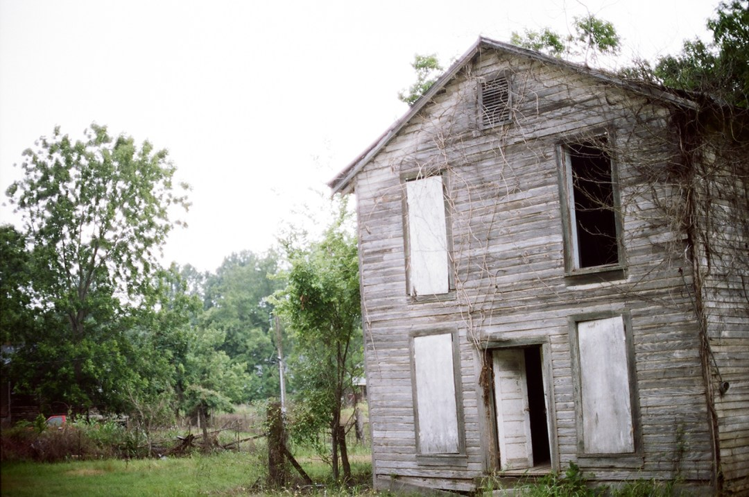 Ashleigh Coleman Mississippi64 - The Haunting Town of Rodney, Mississippi: A Photo Essay