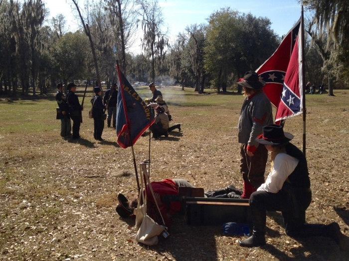 IMG 0190 - 8 Living History & Historical War Reenactments in Florida