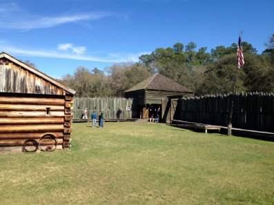 Fort Foster Seminole War Reenactment Florida