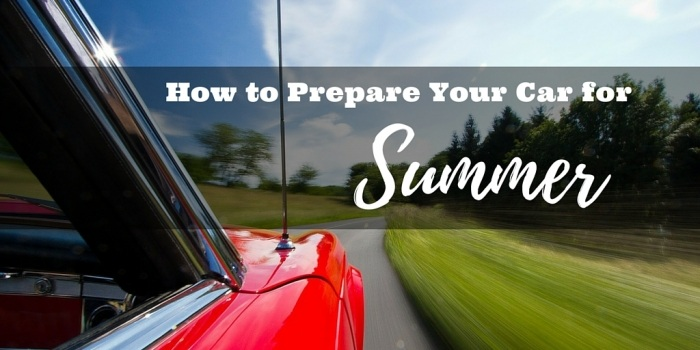Copy of How to Prepare Your Car for - How To Prepare Your Car For Summer