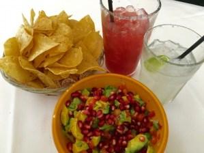 Barrio Cafe Phoenix Arizona Chips Salsa Margarita