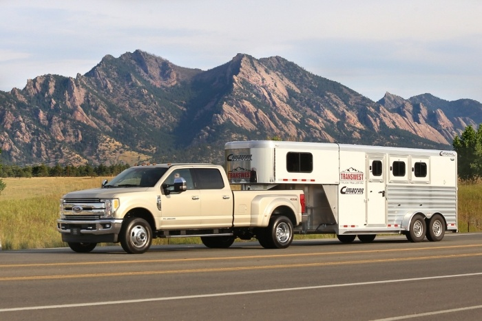 082 Ford Denver - The All-New 2017 Ford Super Duty Owns Recreation!