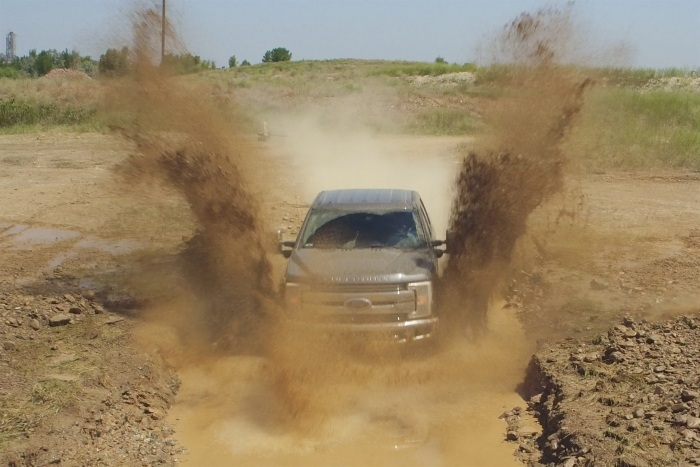 IMG 0741 - The All-New 2017 Ford Super Duty Owns Recreation!