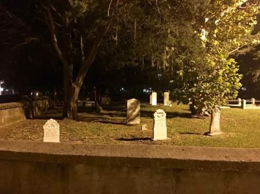 Huguenot Cemetery St Augustine Florida